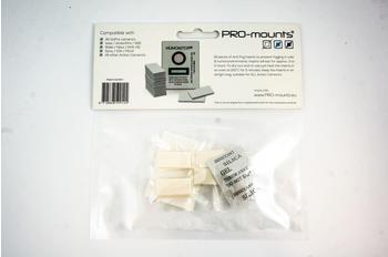 PRO-mounts AntiFog Inserts für GoPro