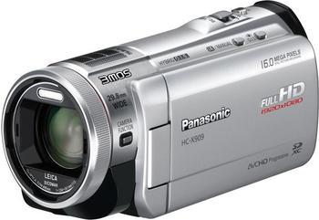 Panasonic HC-X909 Silber