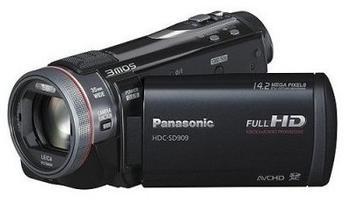 Panasonic HC-X909 Schwarz