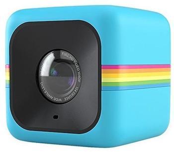 Polaroid Cube blau