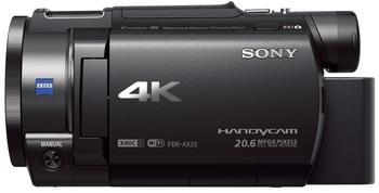 Testbericht Sony FDR-AX33