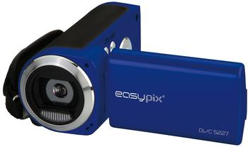 Easypix DVC5227 Flash royalblau