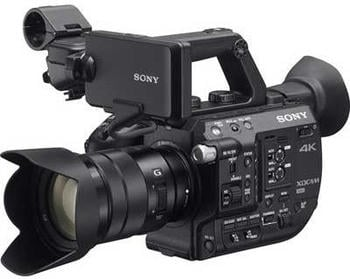 Sony PXW-FS5 + 18-105mm