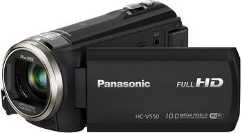 Panasonic HC-V550CT schwarz
