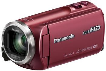 Panasonic HC-V270 rot
