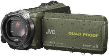 JVC GZ-R435 grün