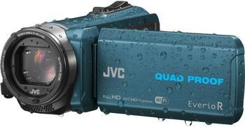JVC GZ-RX645 blau