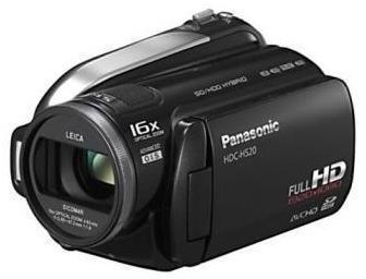 Panasonic HDC-HS20 EG-K