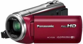 Panasonic HC-V520 rot