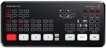 Blackmagic Atem Mini Pro Videomischer Digitales Aufnahmegerät