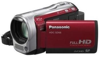 Panasonic HDC-SD66EG-R