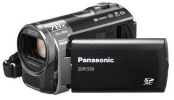 Panasonic SDR-S50EG-K