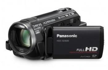 Panasonic HDC-SD600