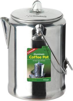 Coghlan's Kaffeekanne Aluminium 9 Tassen