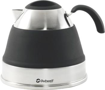 Outwell Collaps Kessel 2,5 L schwarz