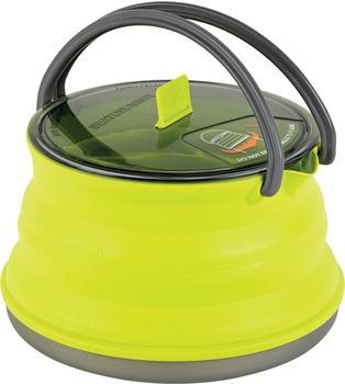 Sea to Summit X-Pot Wasserkessel 1,3L Lime