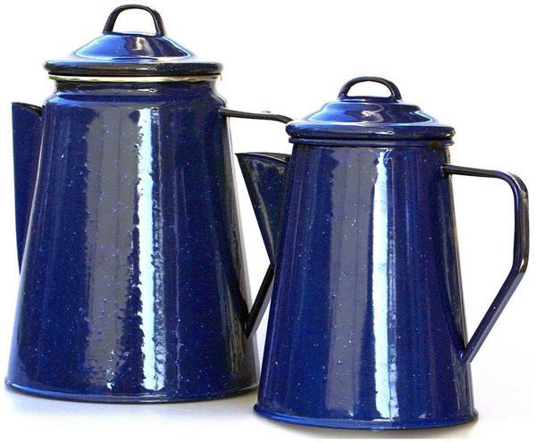 Relags Emaille Kaffeekanne 1l