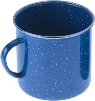 GSI Emaille Tasse 700 ml blau