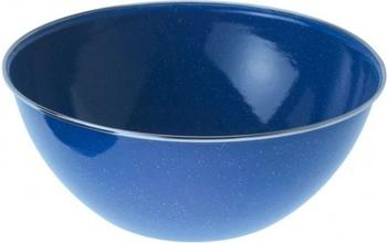 GSI Emaille Schüssel 14,6 cm blau