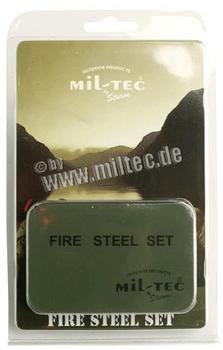 Mil Tec Fire Steel Set