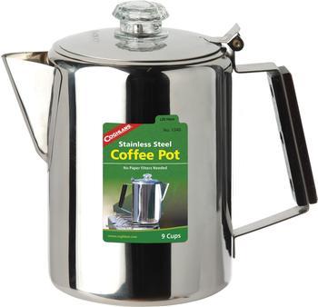 Coghlan's Coffee Pot Edelstahl 9 Tassen