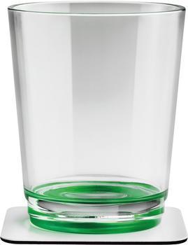 Silwy Magnetgläser 2er-Set grün