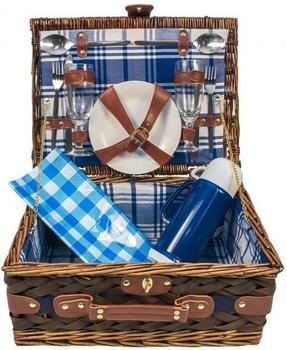 anndora Picknickkorb 2 mit Thermoskanne