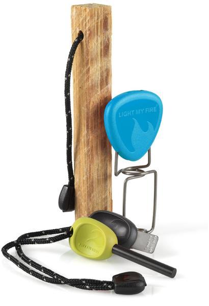 Light My Fire Lighting Kit (lime/cyan)