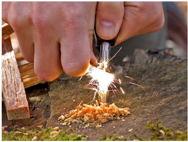 Light My Fire Feuerstahl Scout 2.0 (dunkelgrün)