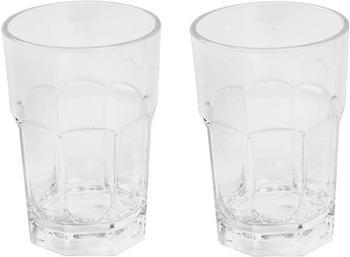 Bo-Camp Polycarbonate Lemonade Glasses (2 pc)