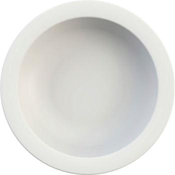 WACA PBT Suppenteller (weiß)
