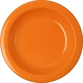 WACA PBT Suppenteller (orange)