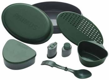 Primus Essgeschirr Set (dunkelgrün)