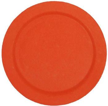 EcoSouLife Dinner Plate (orange)
