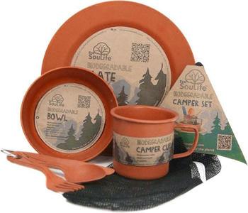 EcoSouLife Camper Set (orange)
