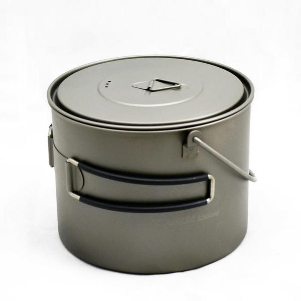 Toaks Titan Pot mit Henkel