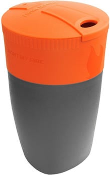 Light My Fire Pack-up-Cup (orange)