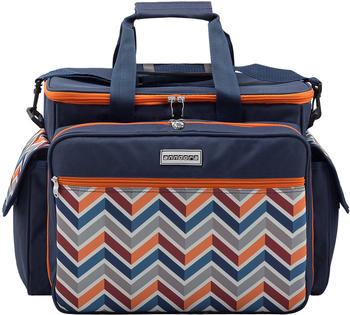 anndora Pichnicktasche für 4 Personen (32-tlg.) kalt/warm blau
