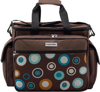 anndora Pichnicktasche für 4 Personen (32-tlg.) kalt/warm braun