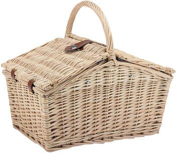 anndora-picknickkorb-mit-henkel-4-23-teilig-rot-gruen