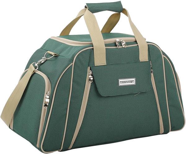 anndora Picknicktasche + Zubehör 29-teilig (grün)