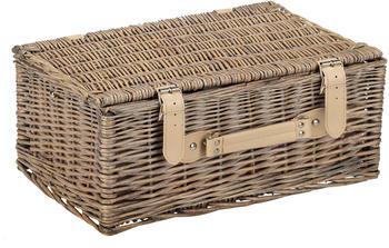 anndora-picknickkorb-weide-zubehoer-21-tlg-fuer-4-personen-beige