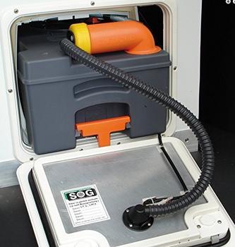 SOG WC-Entlüftung Typ F für C250/C260