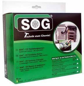 SOG WC-Entlüftung Typ F für C250/C260 (hellgrau)