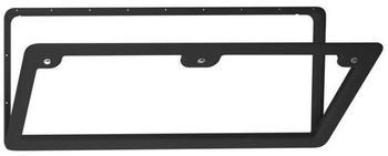 Thetford Cassetten Service-Tür Modell 6 schwarz