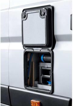 Thetford Cassetten Service-Tür Modell 3 schwarz