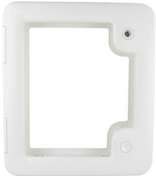 Thetford Service-Tür Modell 3 Fawo-Schließung (weiß)