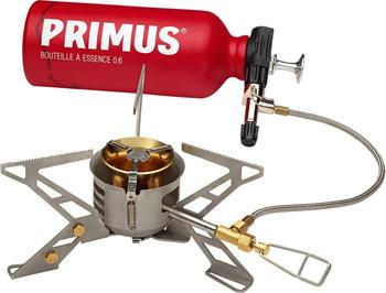 Primus OmniFuel II mit Brennstofflasche