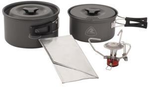 Robens Fire Ant Cook System Campingkocherset