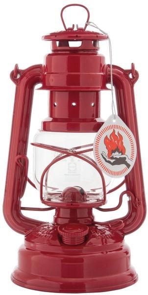 Feuerhand Petroleumlampe Sturmlaterne (rubinrot)